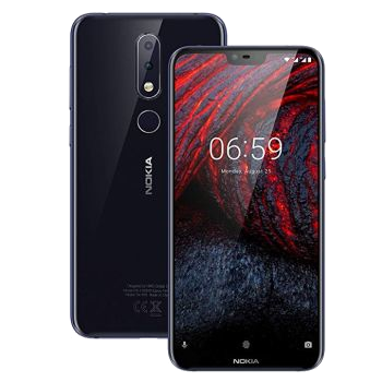 Nokia HMD Global Nokia 6.1 Plus Reparatur